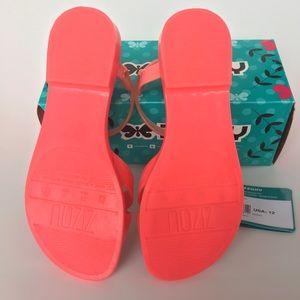 e32e2bd477a6 Shoes - Zaxy by Grendene Zizou Flamingo Sandals